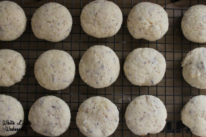 Champagne & Hibiscus Cookies 11