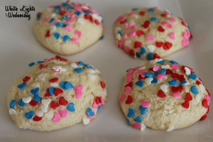 Champagne & Hibiscus Cookies 7
