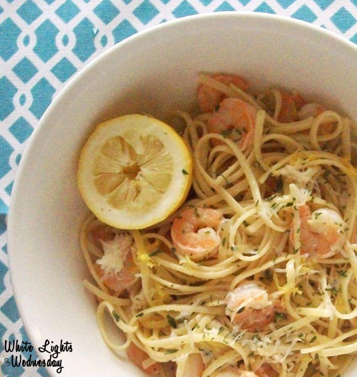 Italian Lemon Shrimp 3