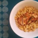 Cajun Ranch Chicken Pasta