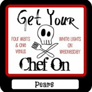 Get Your Chef On – Pears: Sign Up