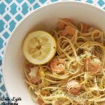 Italian Lemon Shrimp