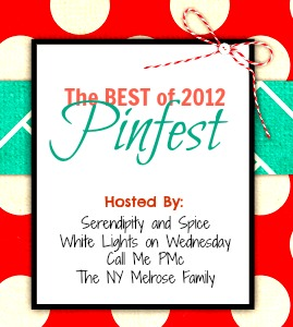 The Best of 2012 Pinfest