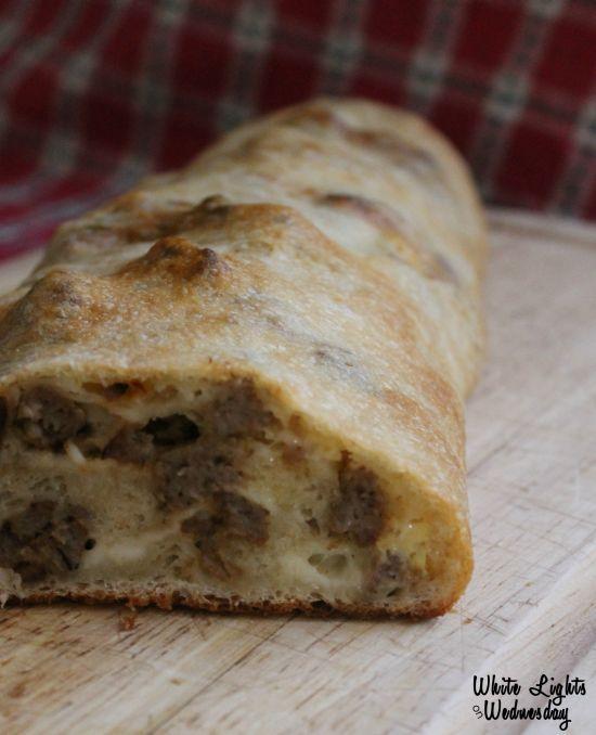 Sausage Bread 3
