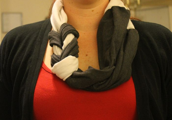 Braided Scarf 2
