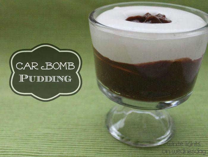 Car Bomb Pudding 2