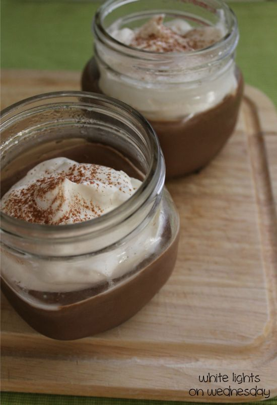 Guinness Chocolate Pudding 2