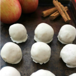 Apple Cinnamon Truffles