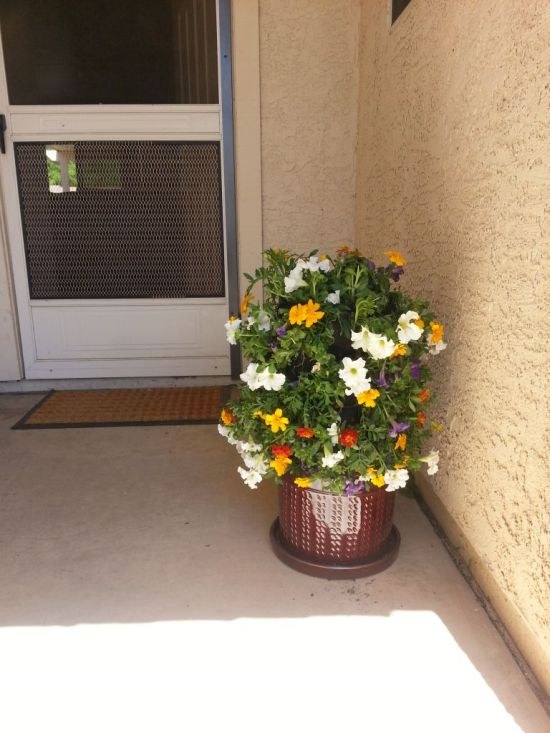 Flower Tower 40