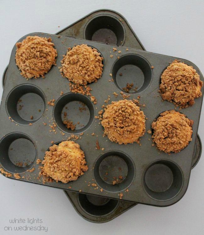 Biscoff Coffee Cake Muffins 1
