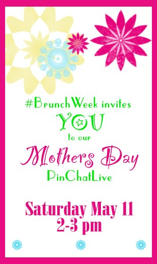 Brunch Week Pin Chat