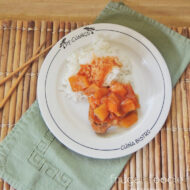 Crock Pot Sweet & Sour Pork Loin Chops
