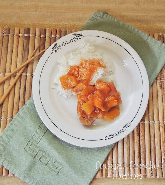 Crock Pot Sweet & Sour Pork Loin Chops