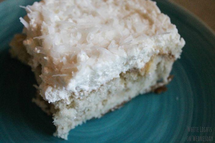 Cococnut Cake 1