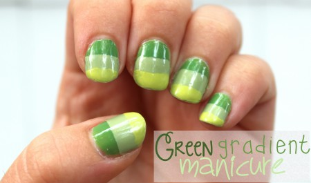 GreenGradientManicure