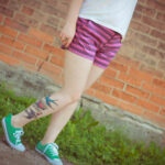 Summer Trend : Patterned Shorts