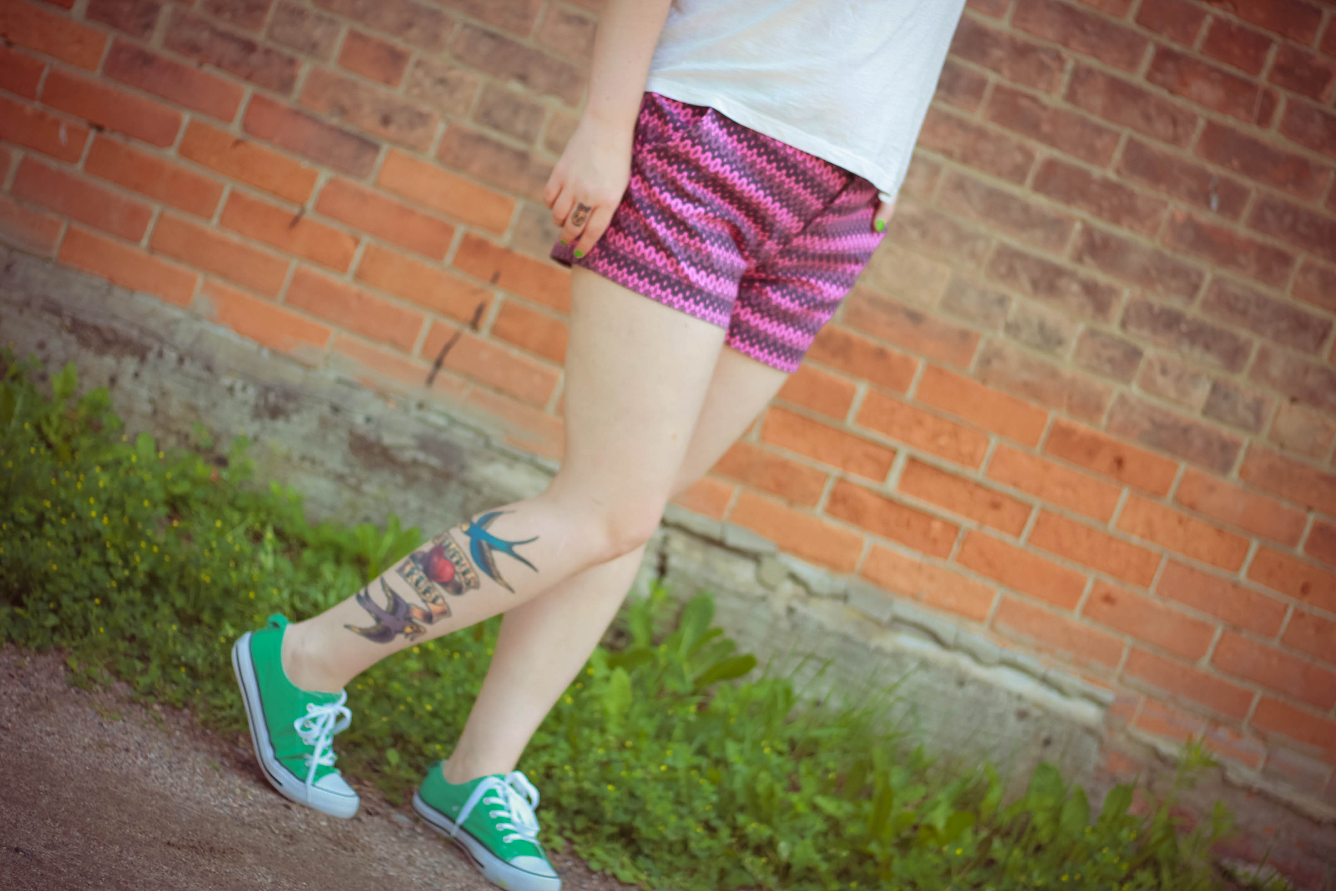 Summer Trend : Patterned Shorts