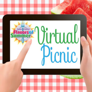 Virtual picnic logo