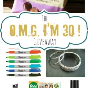 Birthday Giveaway Collage