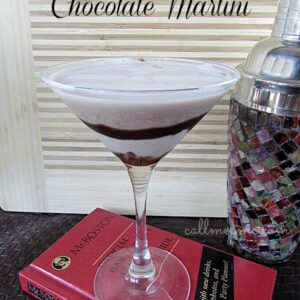 Chocolate Martini #callmepmc