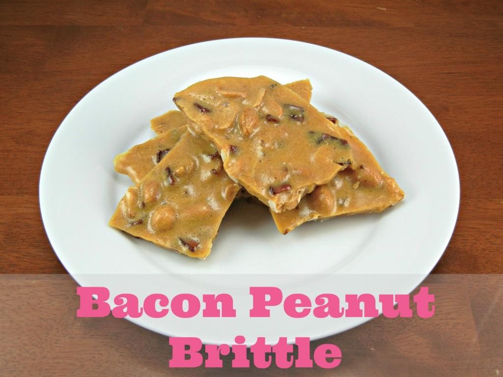 bacon peanut brittle it s truth time bacon peanut brittle bacon ...