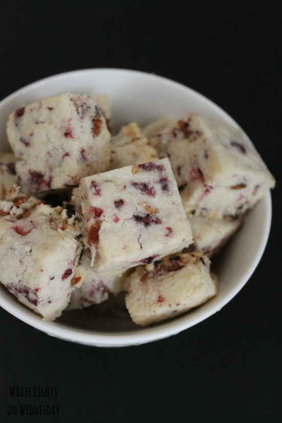 Bacon & Hibiscus Shortbread 2