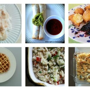 Scrumptious Sunday Menu Plan {August 2013}