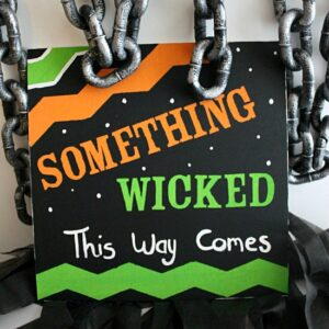 Something Wicked Halloween Art 8