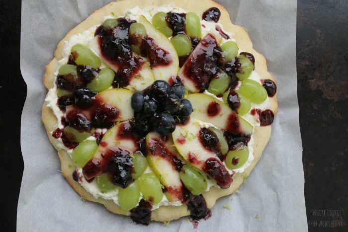 Summer Fruit Pizza 3