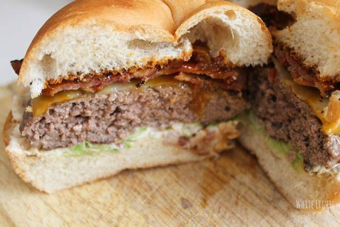 Tripe Bacon Burgers 7