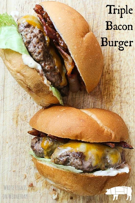 Tripe Bacon Burgers 8.2