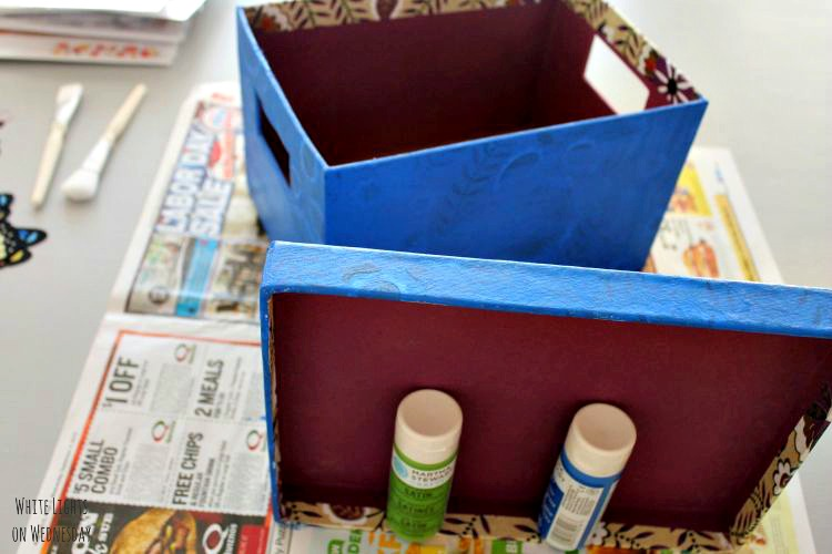 DIY Butterfly Gardne Box 4