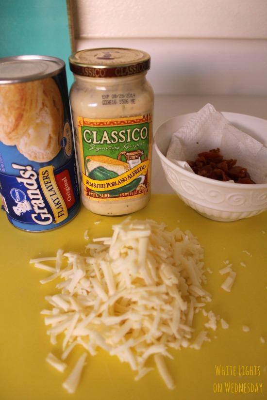 Poblano Bacon Cheesy Bread 1