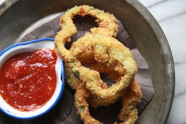 Bell Pepper Rings