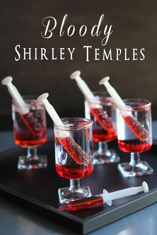 Bloody Shrily Temples