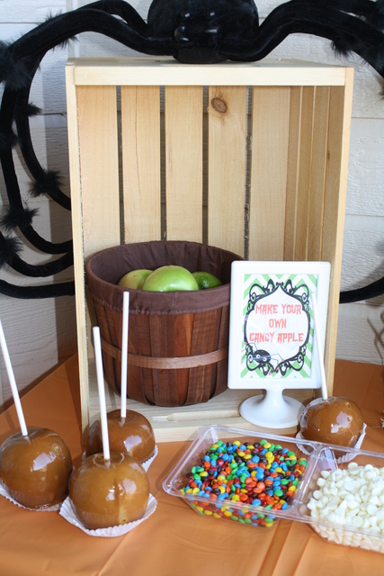 Make Your Own Candy Apple