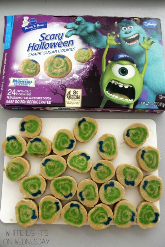 Monster's University Cookies