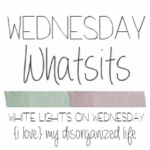 Wednesday Whatsits (85)