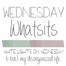 Wednesday Whatsits Link Party