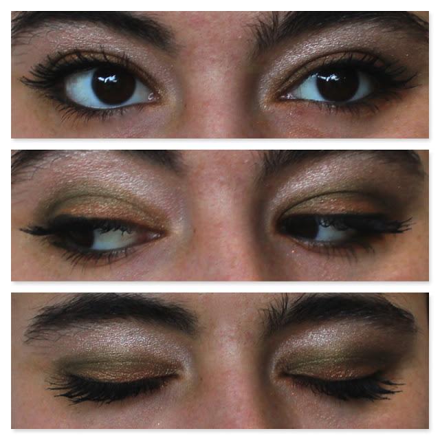 Bibbidi-Bobbidi-Boo Pumpkin Eyeshadow