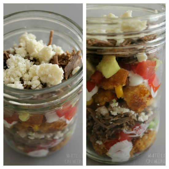 Tostadas in Jars  #shop