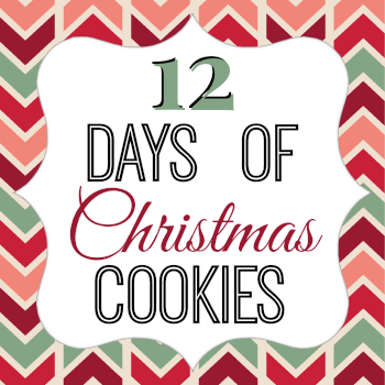 12 Days of Christmas Cookies on www.whitelightsonwednesday.com