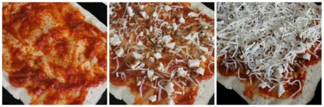 Chicken Parm Pizza 1