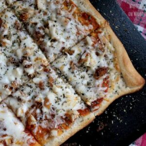Chicken Parm Pizza 2