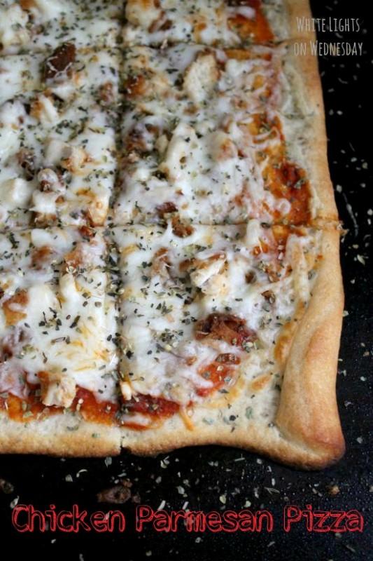 Chicken Parm Pizza 3