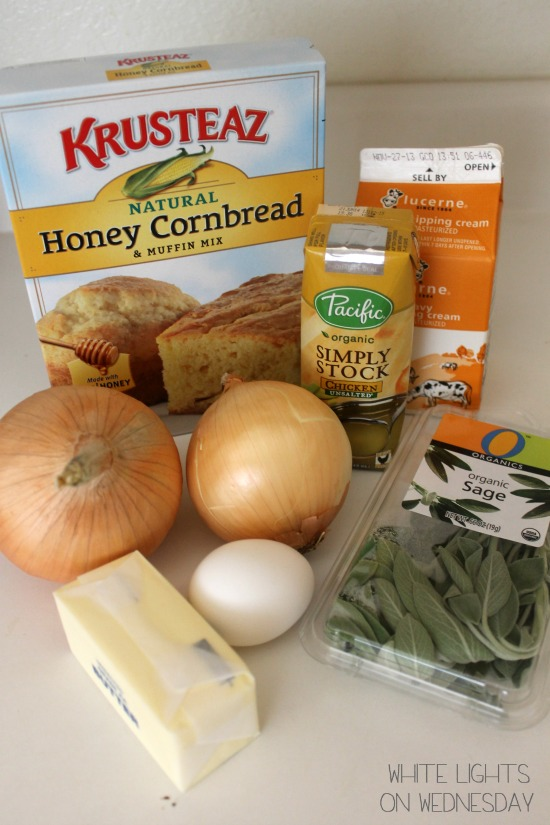 Cornbread & Caramelized Onion Dressing 3