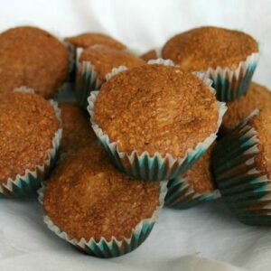 Honey Bran Breakfast Muffins Feat