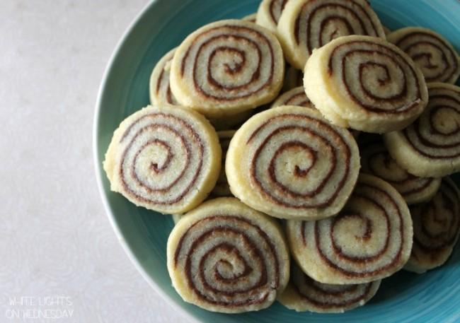 Nutella Pinwheels