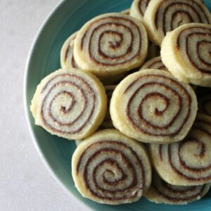 11 Chocolate Hazelnut Pinwheels FEAT