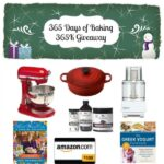 365 Days of Baking 365K Follower Giveaway  {Closed}